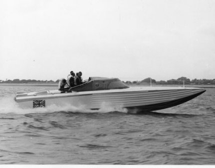 The Vosper built - Flying Fish