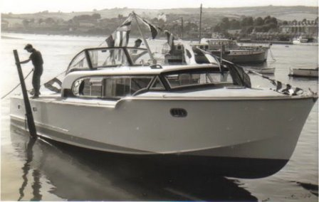 Monaco - Louly first Launched 1959